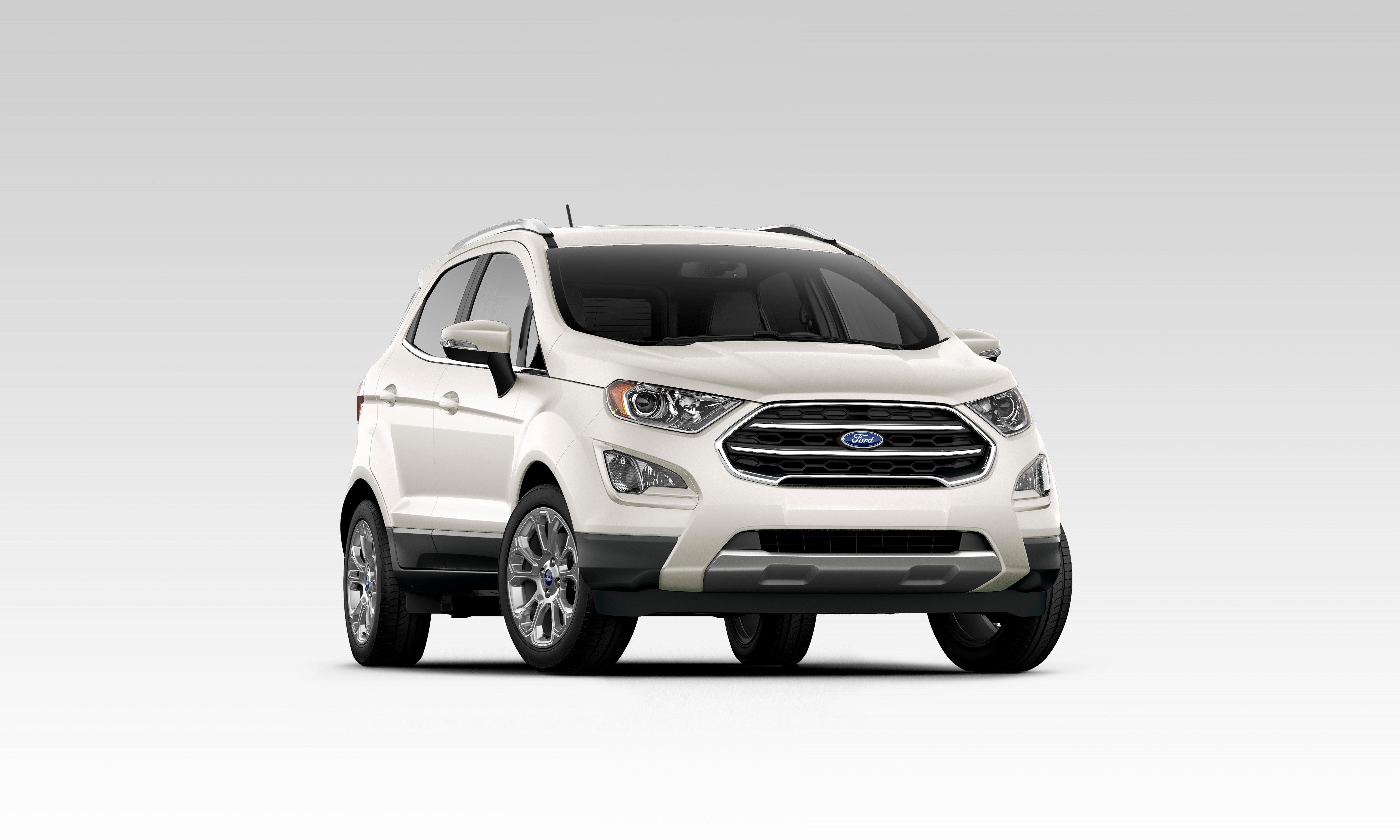 2020 Ford Ecosport Se Fwd Plantation Ford Specials Plantation Fl